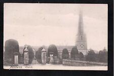 L@@K  Painswick Church Gloucestershire 1905 Postcard