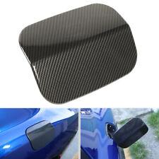 Carbon Fiber Door Fuel Tank Gas Cap Cover Trim For Dodge Charger 11+ Accessories