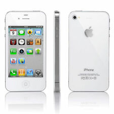 APPLE IPHONE 4S 8GB BIANCO GRADO AB RICONDIZIONATO RIGENERATO USATO WHITE