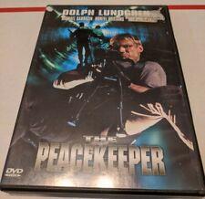 The Peacekeeper (DVD) Dolph Lundgren Montel Williams RARE OOP