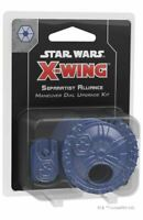 Star Wars X-Wing Separatisten Alliance Manöver Dial Upgrade Satz Für Brettspiel