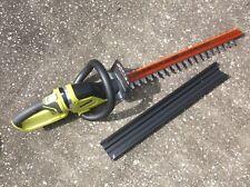"Ryobi P2606 18 V 22"" Cordless Hedge Trimmer w/ Rotating Handle Tool Only"