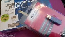 BELKIN F5D5000 DESKTOP NETWORK CARD ITWORKS BLUETOOTH USB ADAPTER BT-U2 BOXED