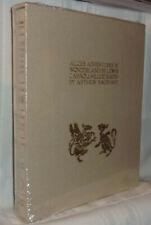 ALICE'S ADVENTURES IN WONDERLAND Easton Press Arthur Rackham Art Leather SEALED
