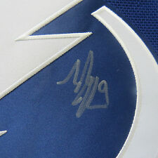 Tyler Johnson Signed Tampa Bay Lightning Official Jersey W/ COA