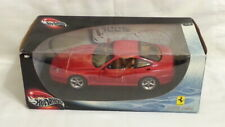 Hot wheels Ferrari 575 MM Red Coupe 1:18 scale NEW