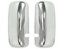 For Kenworth T600 T660 Left Driver & Right Passenger Chrome Door Mirror Covers