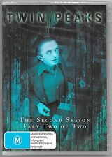 Twin Peaks : Season 2 : Part 2 (DVD, 2007, 3-Disc Set)New Region 4 Free Post