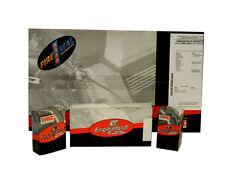Small Block Chevy 350 5.7 Engine Re-ring Remain kit rings, bearings, FULL gasket
