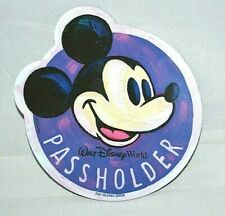 Disney Passholder Exclusive Mickey Mouse Magnet Festival of the Arts 2020