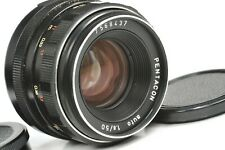 Meyer Optik Goerlitz  Lens PENTACON 50mm f 1.8, Pentax screw M42, Oreston design