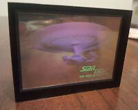 Lot of 10 - Star Trek The Next Generation Enterprise Hologram Paperweight