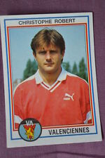 VIGNETTE PANINI FOOT FOOTBALL 93 // N°278 VALENCIENNES CHRISTOPHE ROBERT