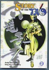 Story of the Tao #2 (2002, Comicsone) [Graphic Novel] Ding Kin Lau, Andy Seto