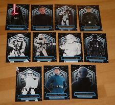 Star Wars - The Force Awakens Series 2 - Power of the First Order Set Topps 2016