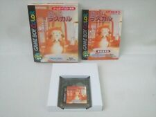 OIDE RASCAL Item Ref/bcb Game Boy Color Nintendo Japan Boxed Game gb