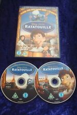DVD.RATATOUILLE.2 DISC COLLECTOR'S EDITION.DISNEY PIXAR.CLASSIC ANIMATED.UK DVD.