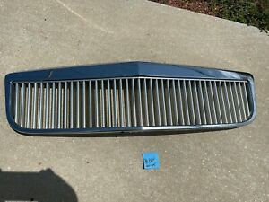 2000-2005 Cadillac Deville DHS DTS E&G Classic Chrome Grille Assembly