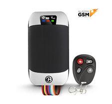 Rastreador localizador antirrobo GPS para coche camión moto con app iOS ANDROID
