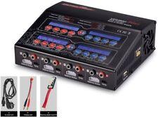 UP240AC PLUS AC/DC 4fach LiPo/NiMh Ladegerät -  12A / 120 Watt