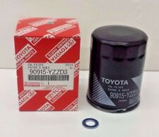 LEXUS AND TOYOTA OEM OIL FILTER AND DRAIN PLUG WASHER  90915-YZZD3 / 90430-12031