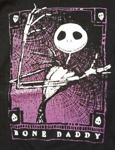 T-shirt Tim Burton Mr. Jack pour femme taille s