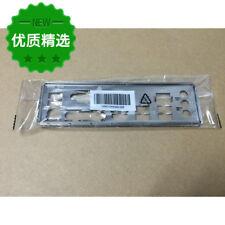 I/O IO Shield backplate For gigabyte GA-Z77-HD4 Z77M-D3H GA-Z77-DS3H MOTHERBOARD