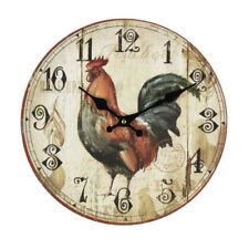 Hometime Design Round Wall Clocks