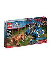 LEGO Jurassic World 75918 T-Rex Tracker New Sealed Retired