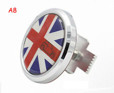 Union Jack UK England 3D Metal Car Truck Front Grille Badge Bumper Decal Emblem