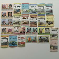 200 Different Tuvalu Stamp Collection