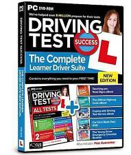 Driving Test Success The Complete Learner Driver Suite 2016 Ed PC DVD-ROM - New