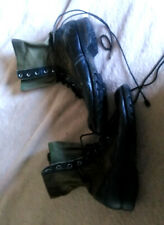 1960s-80s US Army 'jungle' boots