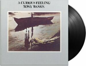 Tony Banks – A Curious Feeling         Vinyl      new in seal