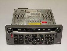 PEUGEOT 407 2005 LHD SAT NAV RADIO HEAD UNIT 96614505YW RT3-N3-10
