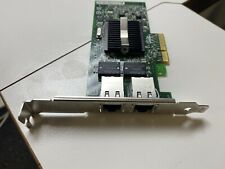 INTEL LAN CARD D33682 DUAL PORT NIC ETHERNET PCI-E CARD