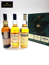 The Classic Malts Collection I 3 x 200 ml Single Malt Whisky Set in Geschenkbox