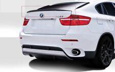 Aileron pour BMW X6 F16 2015-2017 Spoiler Performance de Plastique ABS 3M