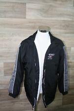 Vtg TOMMY Sports Fleece Lined Jacket Street Wear Hip Hop XL