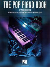 The Pop Piano Book Piano NEW 000220011