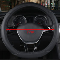 D-Type Car steering Wheel Cover For Nissan Rogue / Rogue Sport 2017 2018 2019