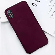 Luxury Ultra Thin Acrylic Hard Back Case Cover For Apple iPhone X 8 7 Plus 5 6S