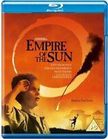 Empire of the Sun [Bluray] [1987] [Region Free] [DVD]