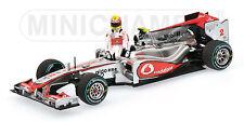 McLaren Mercedes MP4-25 L.Hamilton GP Canada 2010 530104322  1/43 Minichamps
