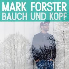 CD - Mark Forster - Bauch und Kopf - NEU - OVP MIT 13 Tracks