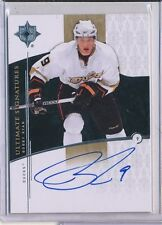 2009/10 UPPER DECK ULTIMATE COLLECTION BOBBY RYAN AUTOGRAPH