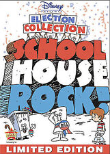 Walt Disney Schoolhouse Rock The Election Collection DVD 2008 Region 1 NEW