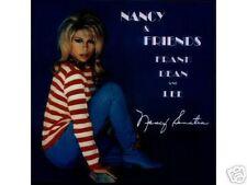 NANCY SINATRA - Nancy & Friends (Elvis!) Rare POP CD!