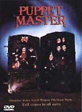 Puppet Master-Full Moon DVD-Region 1- Paul Le Mat-Barbara Crampton