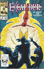 Marvel Excalibur comic issue 11